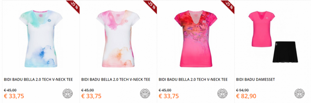 bidibadu shirts dames